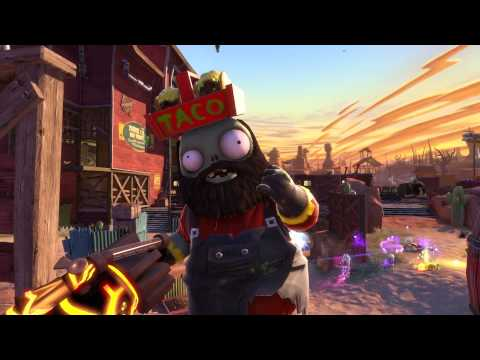 Видео № 0 из игры Plants vs Zombies: Garden Warfare (Б/У) [PS3]