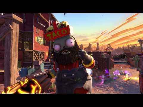 Видео № 0 из игры Plants vs Zombies: Garden Warfare [X360]