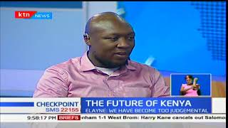 Isaac Amuke: The state has joined the political rhetoric, it shouldn't be involved in politics
