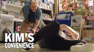 Hapkido save me please! | Kim's Convenience
