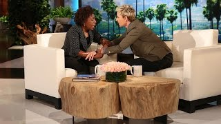 Ellen Makes Dianna Beasley's Wish Come True