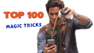 TOP 100 Zach King Magic Vine Compilation 2018 | Funny Vines Magic Tricks of Zach King COMPILATION