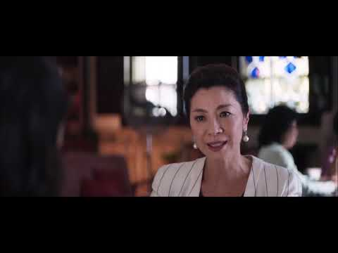 Crazy Rich Asians (2018) - Mah Jong Scene