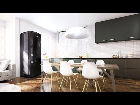 Refrigeradores Retrô Gorenje - Linha Chic