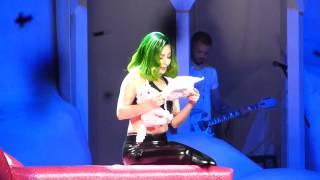 Леди ГаГа, Lady Gaga - Speech to fan Hannah - Pittsburgh, PA - 5/8/14