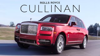 2019 Rolls-Royce Cullinan Review - The Rolls-Royce of SUV