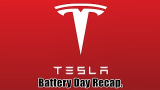 Tesla Battery Day in 14 Minutes.