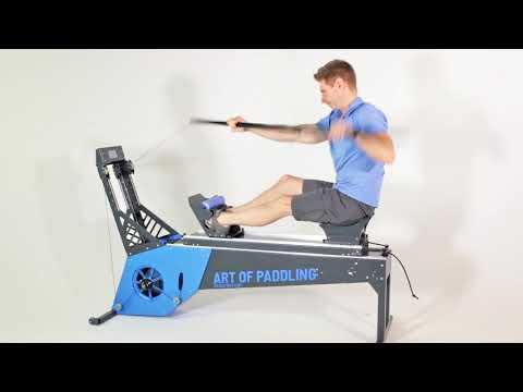 User Manual UNI K with sliding bench - KayakFirst Kayak Ergometer
