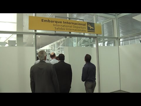 Câmara Setorial confere situação de sala do aeroporto Marechal Rondon