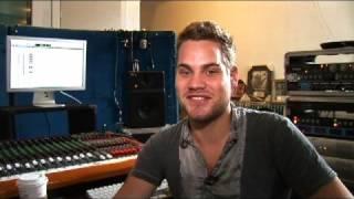 Theo Tams Webisode #6 - In the Studio