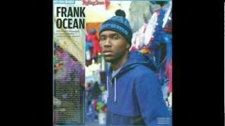 White :  Frank Ocean (slowed)