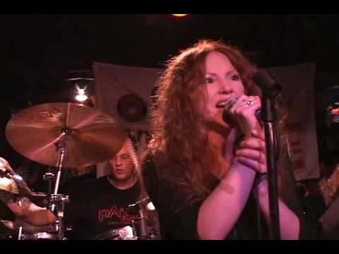 White Rabbit - Caldera (Jefferson Airplane) - Rocking The Road For A Cure 2009 - Jugs & Strokers