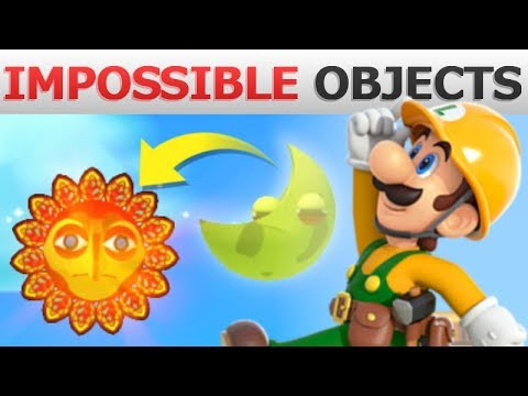 Can the Moon KILL the Sun?   Super Mario Maker 2 - SKELUX