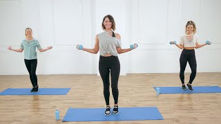25-Minute Tone It Up Total-Body Boot Camp