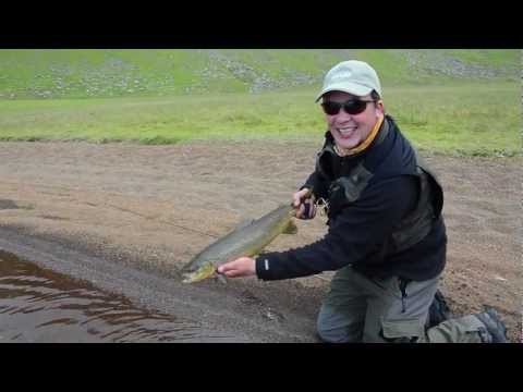 Stillwater fly fishing Faroes