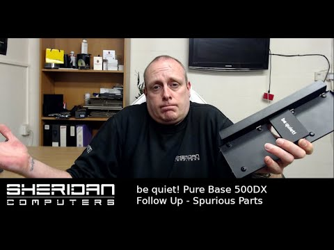 Be Quiet! Pure Base 500DX Gaming Case - Follow Up