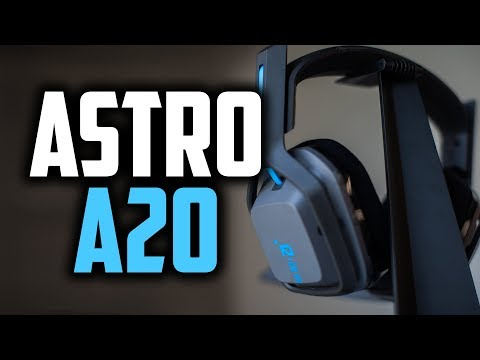 Astro A20 Wireless Gaming Headset Review – It's Pretty Damn Nice