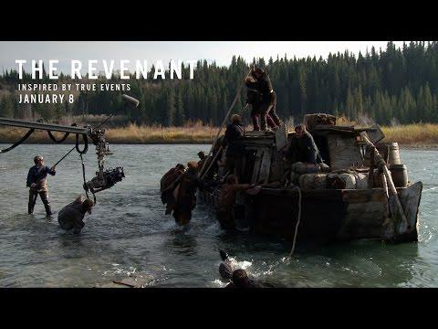 The Revenant Featurette 'Actors'