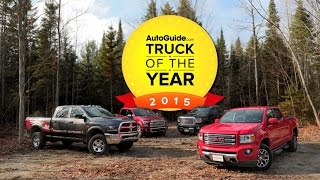 AutoGuide.com 2015 Truck Of The Year - Part 1 Of 2