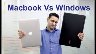 Apple Vs Windows Laptop - Which One Is Best