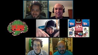 JohnRamboPresents The Show #181 Thankful (11/25/15)(video podcast)