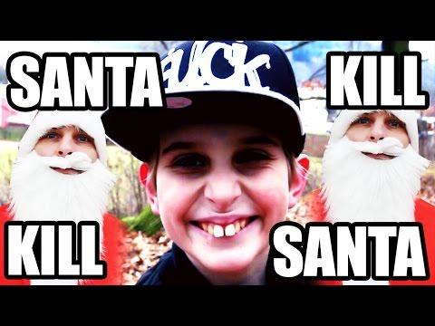 I WANT TO KILL SANTA CLAUS!!! by MISHA (FOR KIDS)
