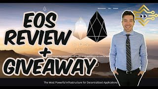 EOS | DAPP Platform | Full Review | How to Buy + Giveaway