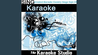 Drunk Me In The Style Of Mitchell Tenpenny Karaoke Version