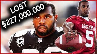 What Happened to Darren McFadden? How He Lost Over 200 Million Dollars!