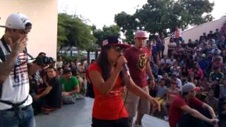 Evento B.P.M Rap Zuliano PRIMERA RONDA Musa vs SinIdentificar