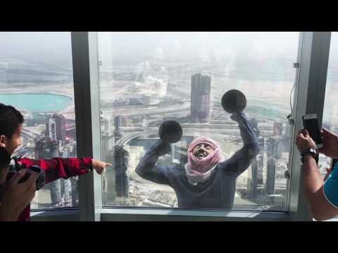 Dubai Shopping Festival, and Visa Commercial (2016) (Television Commercial)