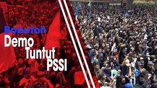 Turun ke Jalan, Ini 5 Tuntutan Bobotoh untuk PSSI