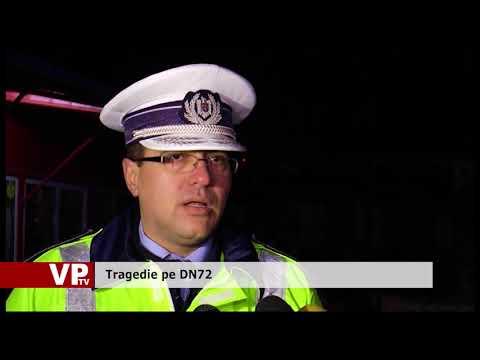Tragedie pe DN72