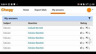 What to do if an incorrect solution is submitted to the chegg🤔|If I solved 4 subpart then student👎😱|