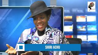 SHIRI ACHU at this time Africa
