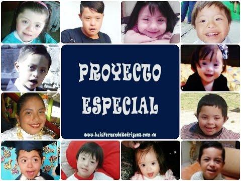 Watch videoProyecto Especial