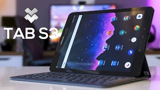 Samsung Galaxy Tab S3 9.7 Review: Best Android Tablet But Nothing More!