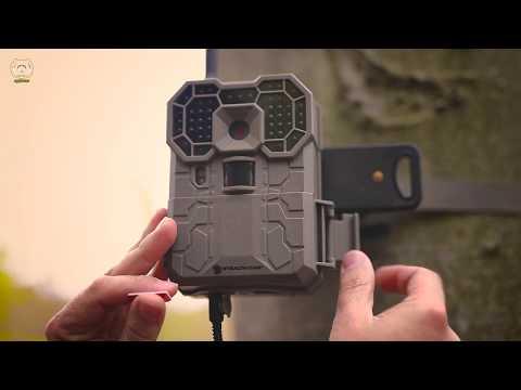 Ловна камера с интернет Stealth Cam GX45NGW с невидима подсветка - Употребявана