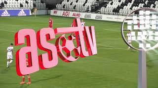 ASTV HIGHLIGHTS | Zostrih zo stretnutia AS Trenčín - FC ViOn Zlaté Moravce (1:0)