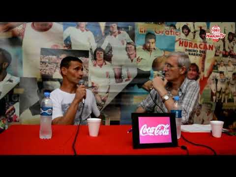 #GuardianesDeLaQuema recibió a Martín Ríos