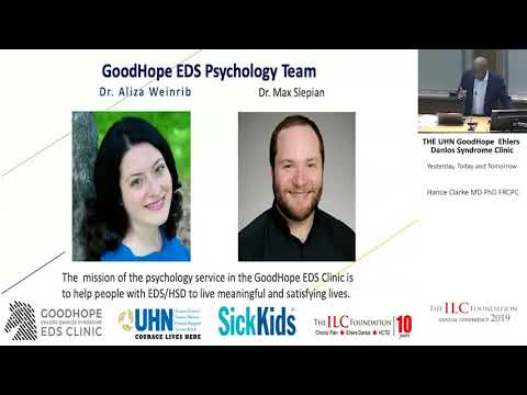 Hance Clarke MD PhD FRCPC | The UHN GoodHope Ehlers Danlos Syndrome Clinic
