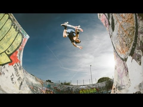 Meet French Skateboarder Vincent Matheron 2013