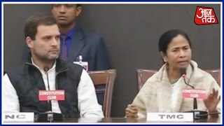 Mamata Banerjee Rahul Gandhi Dare PM Modi To Resign For Failure Of Note Ban