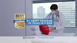 Cleveland Clinic | Afib Treatment Guide