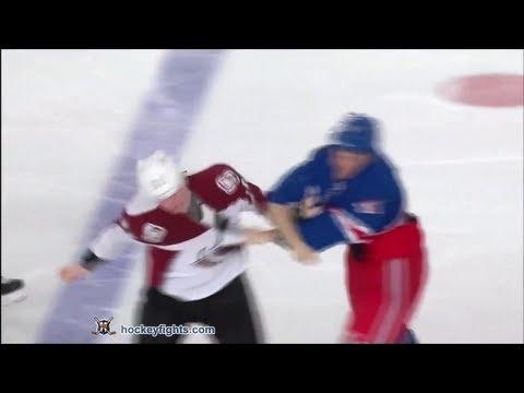 Stu Bickel vs. Cody McLeod