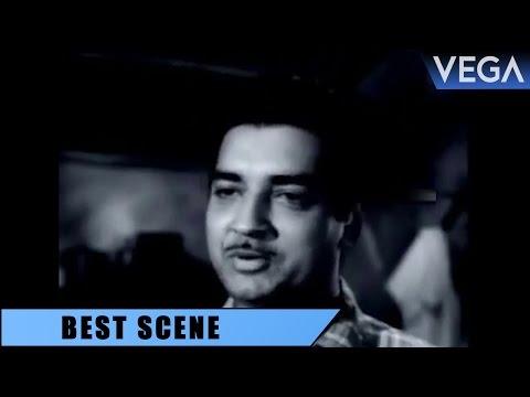 Prem Nazir & Philominas Conversation Scene || Thurakkatha Vathil Movie Scenes