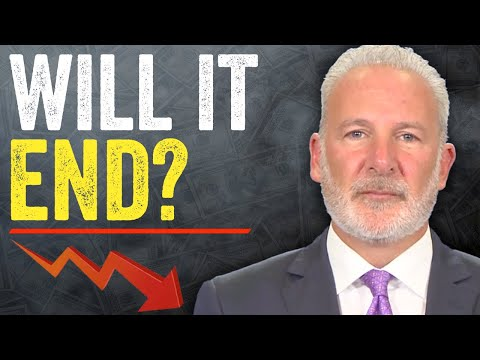 """""""We Are In Big Trouble""""!! - Peter Schiff Must Interview Video"""