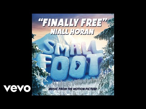 Niall Horan - Finally Free Cover Image