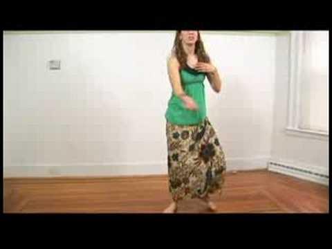 Senegalese Sabar Dance Basics : Senegalese Sabar Dance: Comping Moves 1