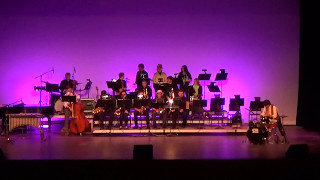 Flying Home performed by Noah Ramirez and his big band